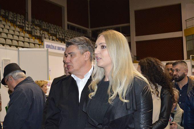 Najveća donacija Milanoviću u predsjedničkoj kampanji stigla iz Slavonskog Broda iz tvrtke koja se bavi eksploatacijom pijeska i šljunka te je povezana sa SDP-om