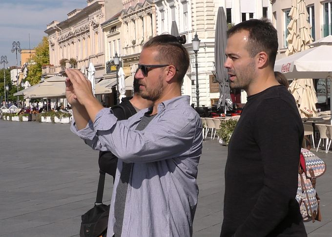 Filip Mrvelj i Krešimir Herceg, Brođani zbog kojih je VukovART upisao Vukovar među svjetske gradove