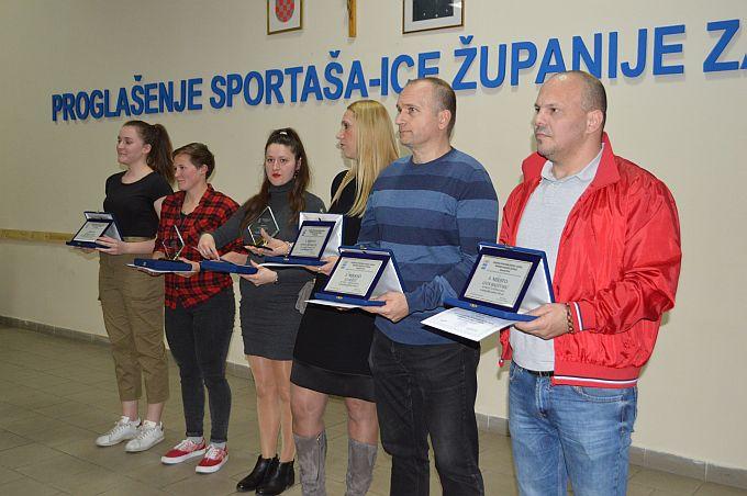 I ove godine najuspješniji sportaši županije su Vanesa Tot i Antun Novaković
