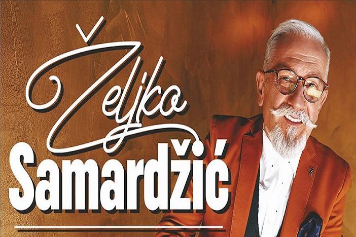 Koncert Željka Samardžića u Slavonskom Brodu se približava