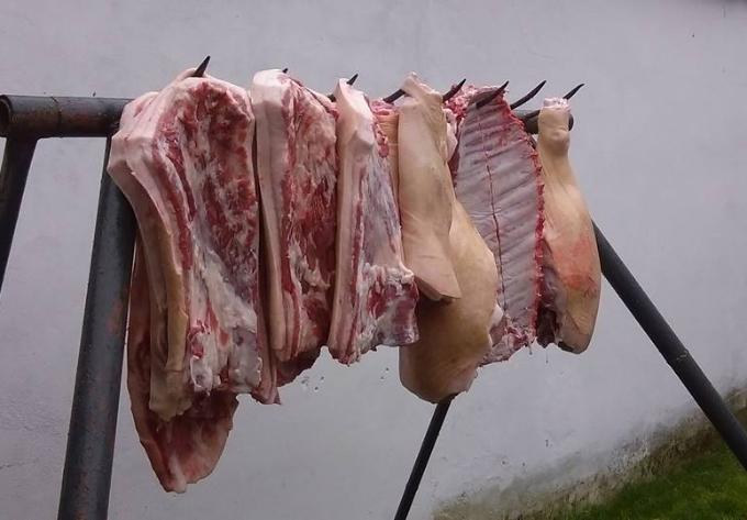 Od 1. travnja obvezna prijava klanja svinja za vlastite potrebe