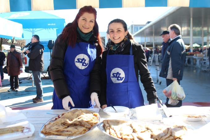 Na svjetski dan palačinki SBTV u akciji, ove godine prikupljaju sredstva za 21-godišnjeg Marina Jankovića iz Oriovca