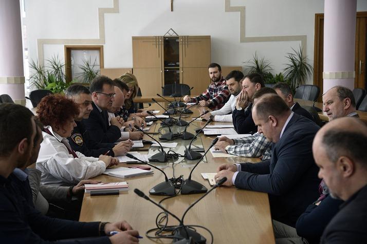 Priopćenje za javnost Stožera civilne zaštite Brodsko-posavske županije