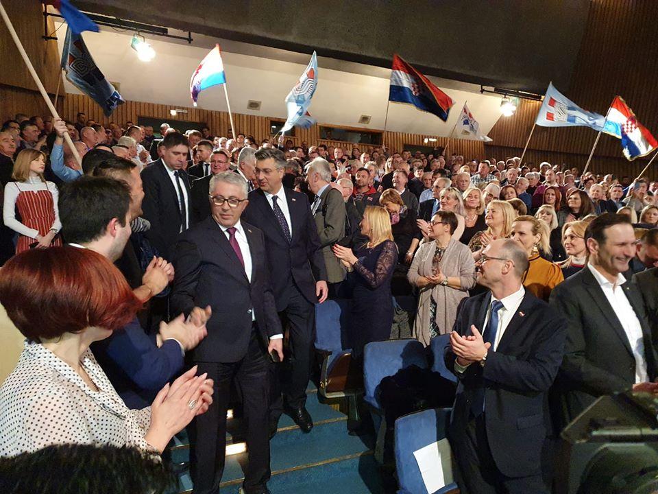 HDZ Brodsko- posavske županije obilježio 30-tu godišnjicu osnutka