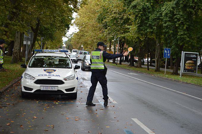 Zbog Odluke stožera o zabrani napuštanja mjesta prebivališta, dvojica muškaraca vrijeđali policajce i narušavali javni red i mir