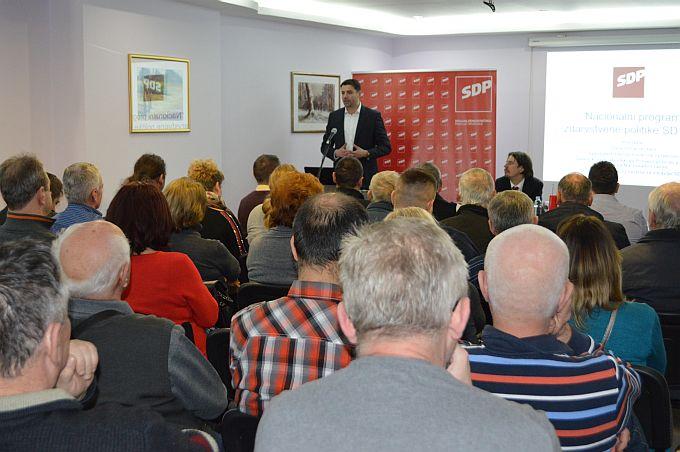 SDP-ovci u saborsku proceduru uputili paket od 10 zakona, između ostalog predlažu obustavu plaćanja poreza i doprinosa poduzetnicima, odgodu plaćanja kredita