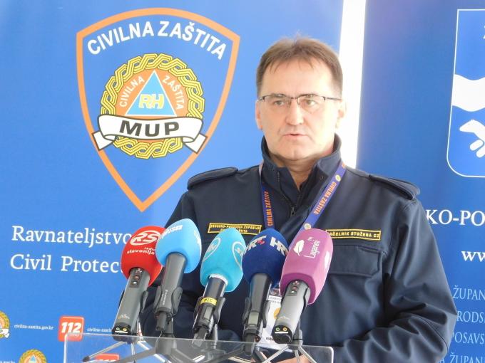 Ispražnjen je Studentski dom u Slavonskom Brodu, tijekom dana bit će stavljen na popis karantenskih objekata