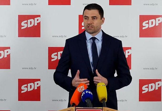SDP predlaže odgodu plaćanja kredita na 12 mjeseci
