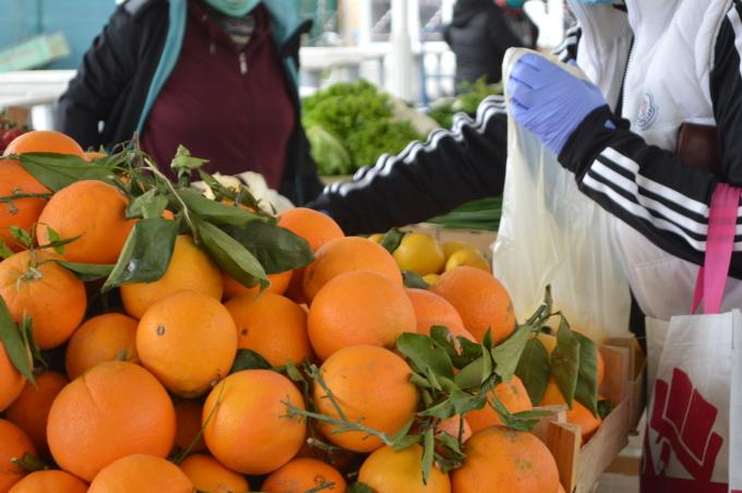 Nikad praznija tržnica na Veliku subotu: Takvo je ludo vrijeme došlo, ali biti će bolje, kažu snaše