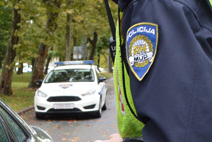 Jučer su na području županije zabilježena tri slučaja narušavanja javnog reda i mira