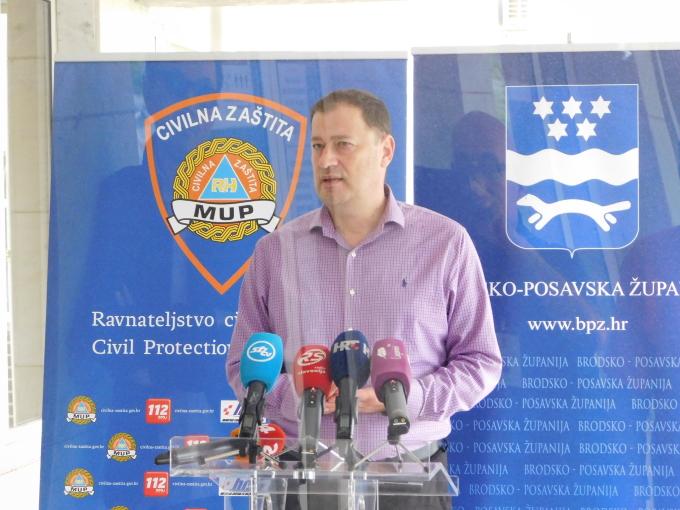 U posljednja 24 sata na području naše županije zabilježena su 4 nova slučaja zaraze koronavirusom