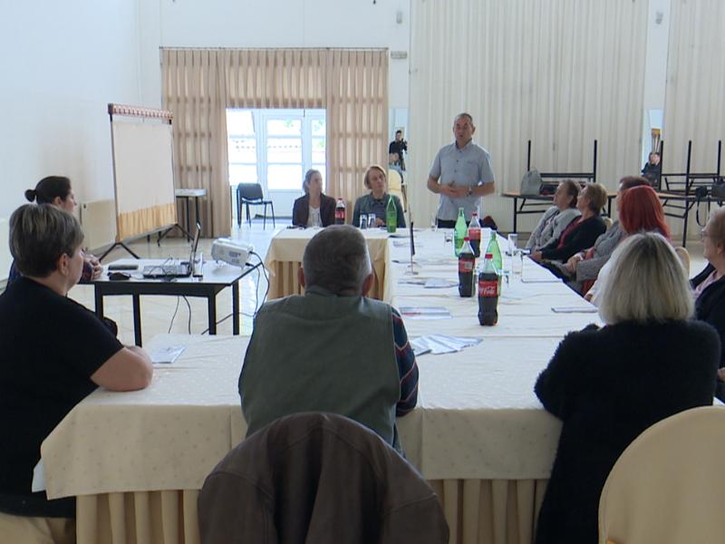 """Danas je u Bukovlju održana završna konferencija projekta """"Zaposli se, osnaži se"""""""