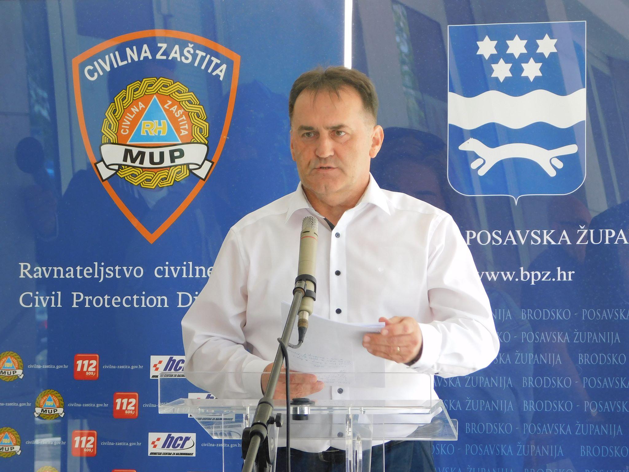 Priopćenje Stožera: Nema novih slučajeva zaraze koronavirusom u Brodsko-posavskoj županiji