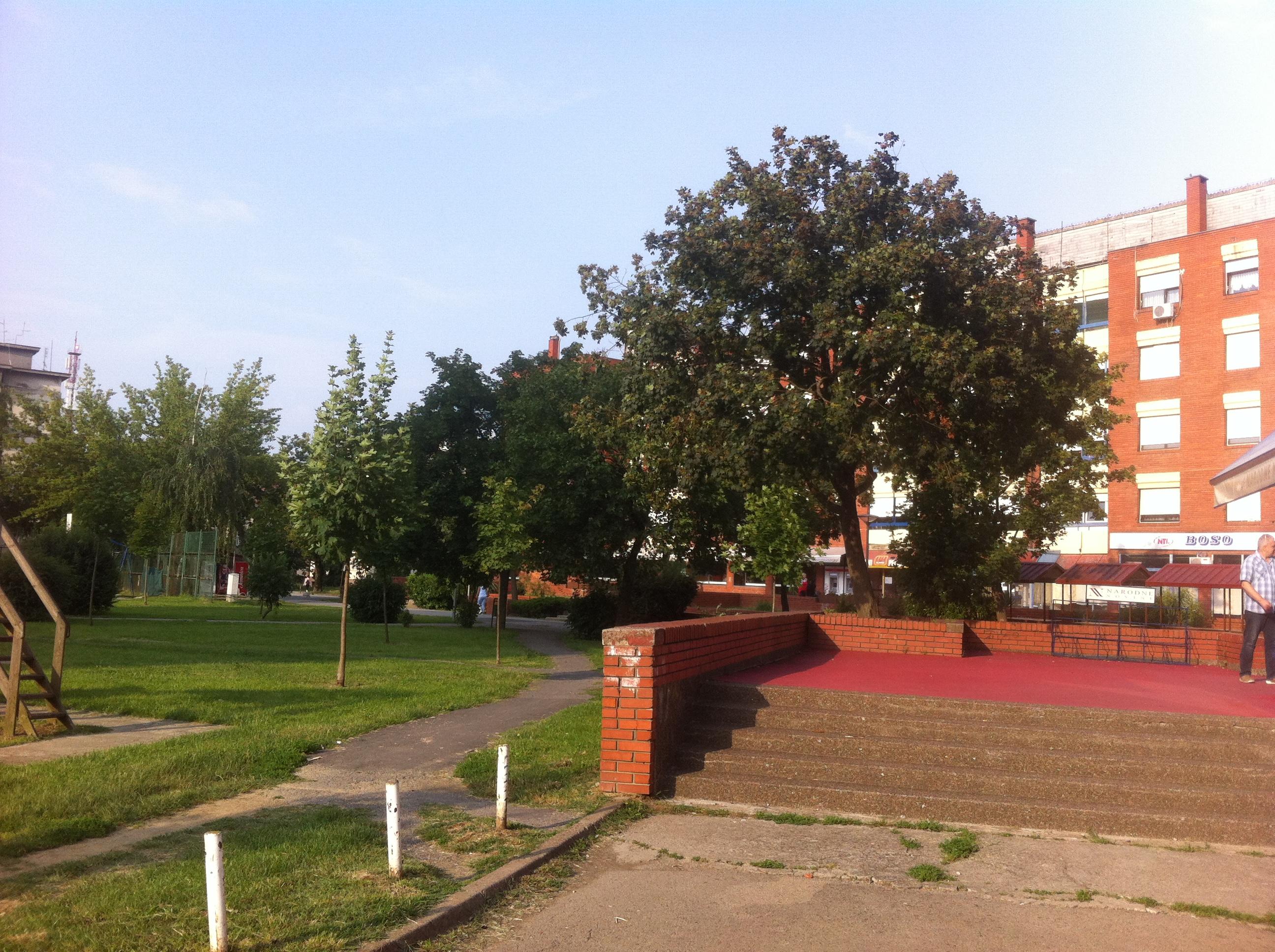 Stanari Slavonije I uznemireni zbog pucnjave koja je završila uhićenjem