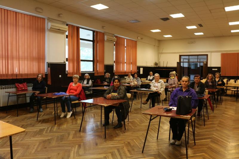"""Projekt """"Zaposlena"""": Grad Slavonski Brod zaposlio je još 23 žene za pomoć i podršku starijim i nemoćnim osobama"""