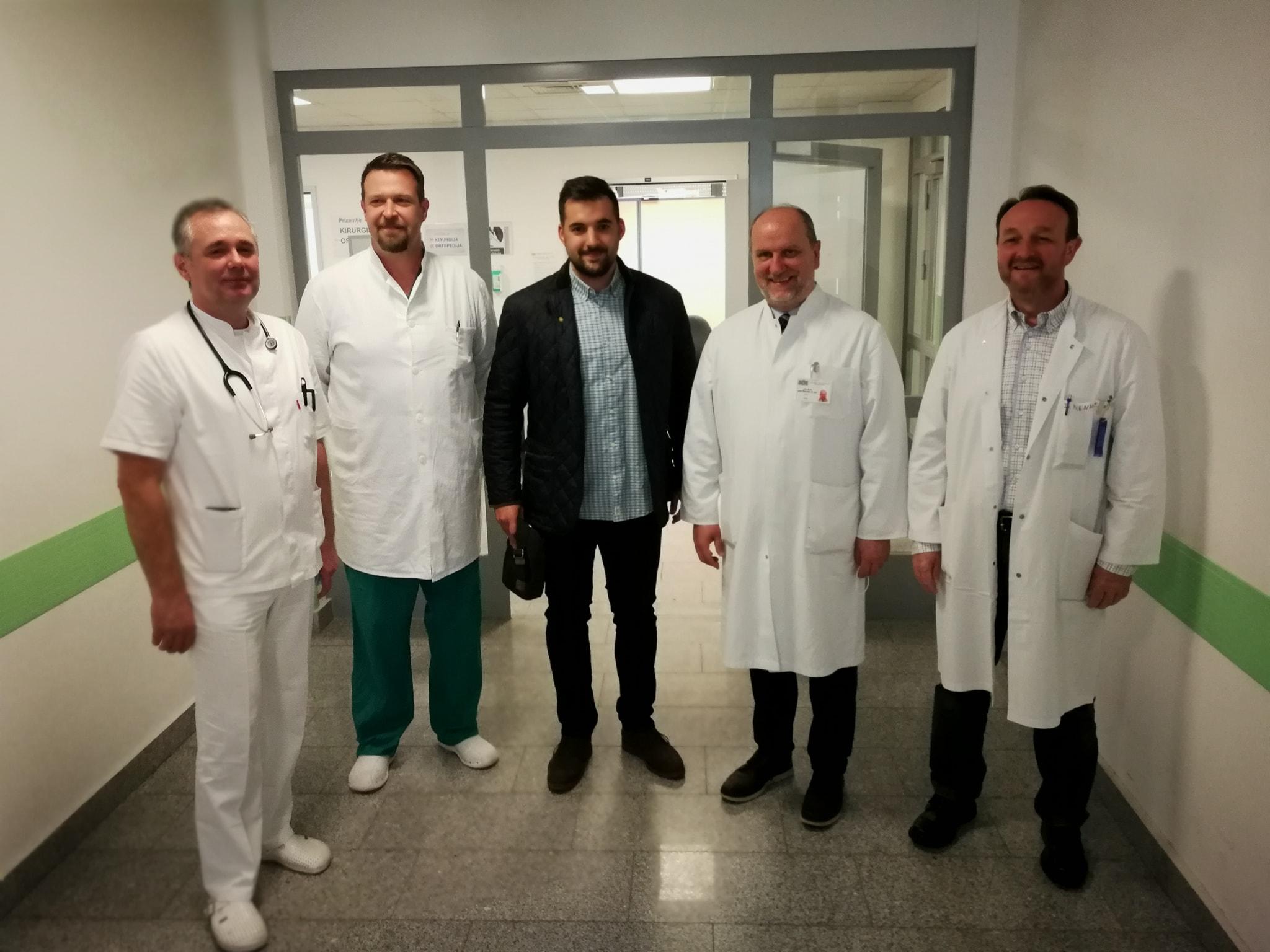 Rotary klub Slavonski Brod uručio donaciju vrijednu 100 000 kuna