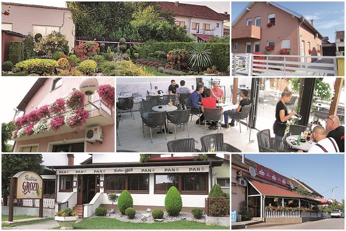 Turistička zajednica grada Slavonskog Broda i ove godine bira najbolji gradski restoran i bar te najljepši gradski balkon, prozor, pretkućnicu i terasu ugostiteljskih objekata