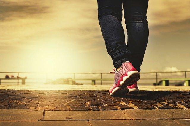 Jednostavan plan hodanja za gubitak jednog konfekcijskog broja