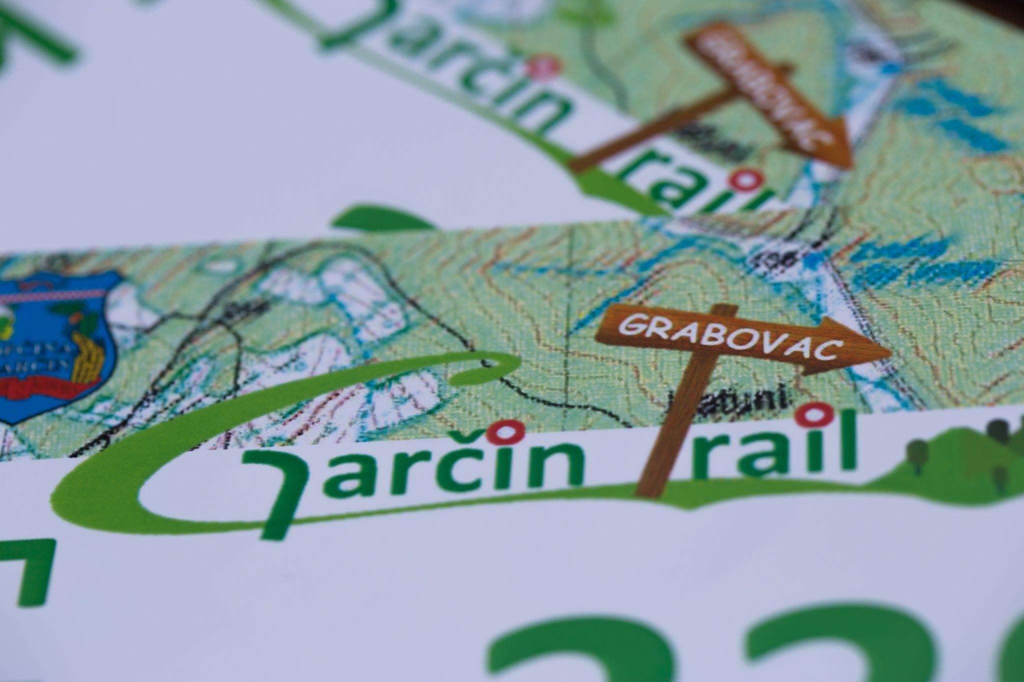 Prvi Garčin trail 2020 održan je jučer na izletištu Grabovac
