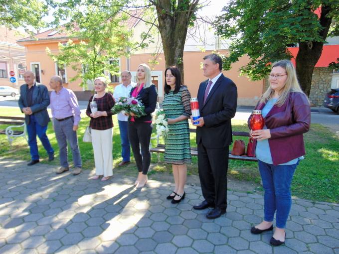 Izaslanstvo HSS-a BPŽ položilo je cvijeće povodom obilježavanja obljetnice rođenja Antuna i Stjepana Radića