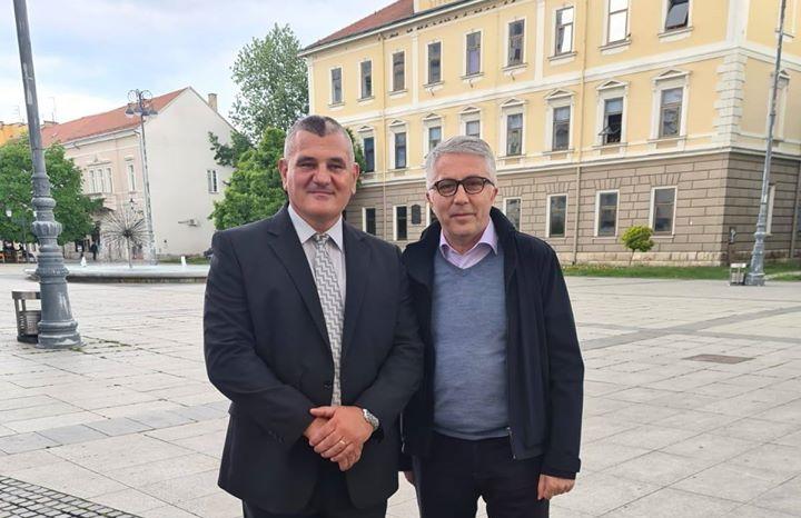 Prof. dr. sc. Ivan Samardžić danas je imenovan rektorom Sveučilišta u Slavonskom Brodu