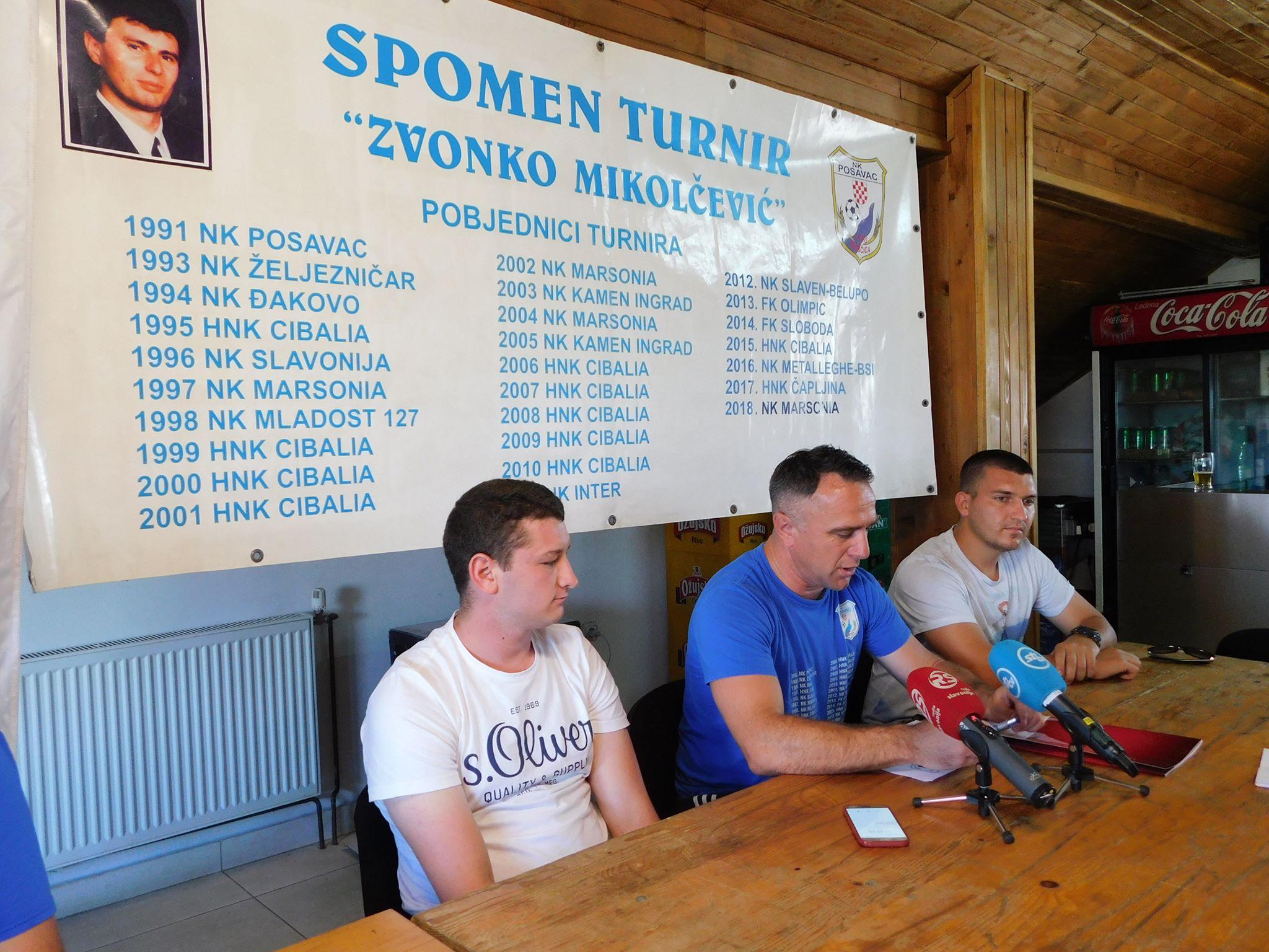 """Poznati  su svi sudionici 29. Memorijalnog turnira """"Zvonko Mikolčević"""""""
