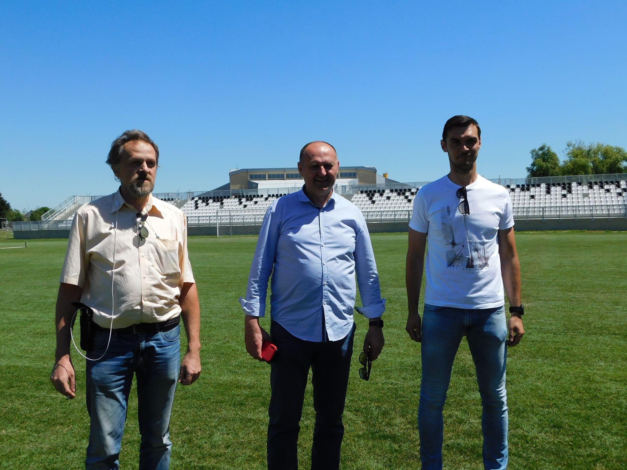 Na Stadionu uz Savu sve je spremno za utakmicu desetljeća, ulaznice u prodaji od sutra