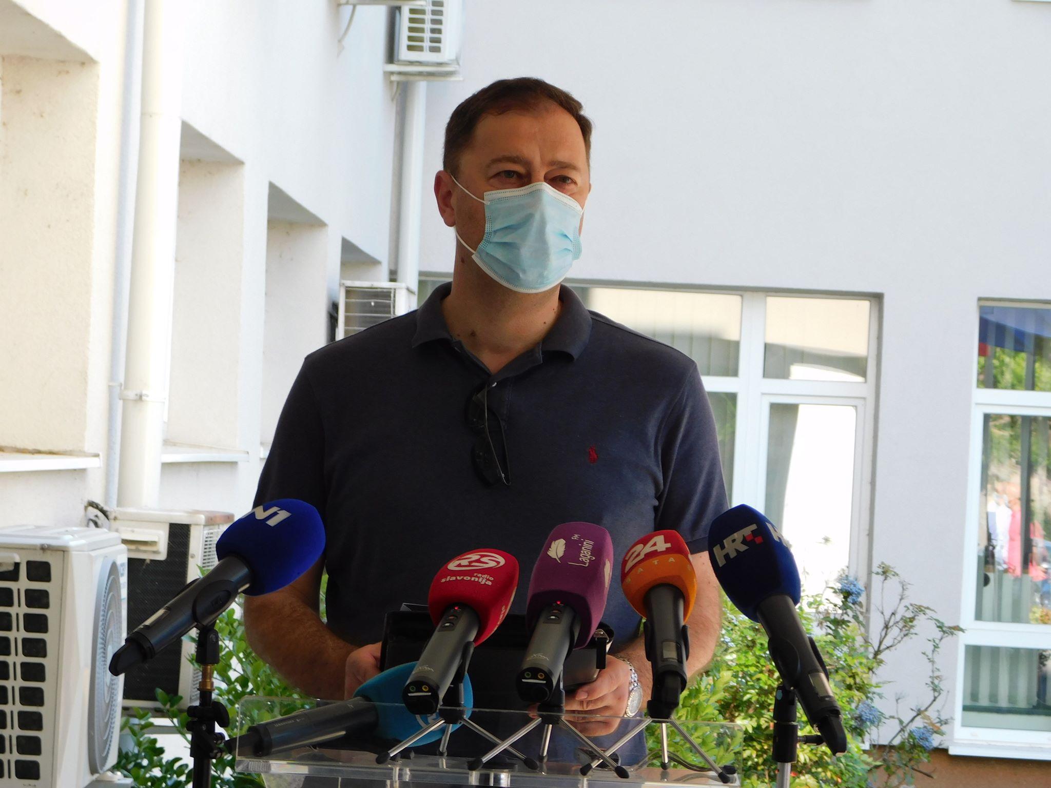 U Brodsko-posavskoj županiji 12 novih slučajeva zaraze koronavirusom