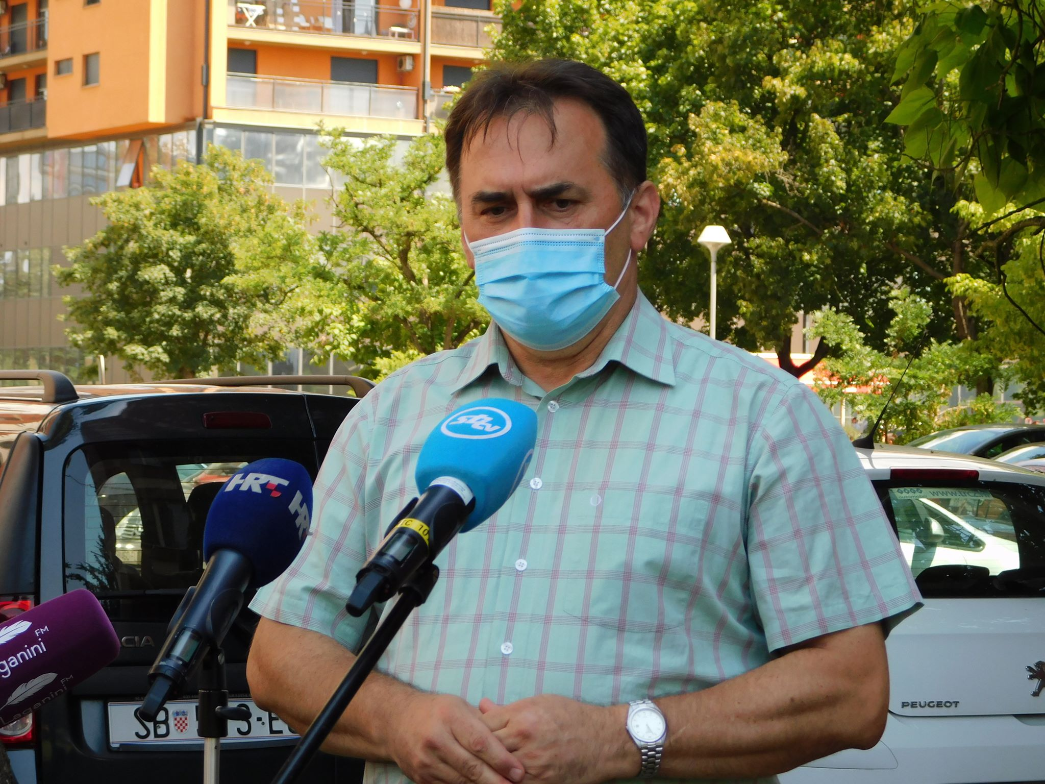 U Brodsko-posavskoj županiji 5 novih slučajeva zaraze koronavirusom