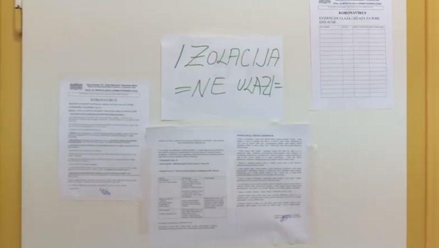 Šest novih pozivnih osoba u Brodsko- posavskoj županiji, pod mjerom samoizolacije trenutno se nalazi 478 osoba