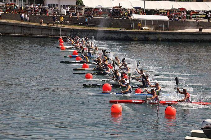 Kajakaši Olimpika očekuju peti uzastopni naslov prvaka Hrvatske u svim uzrasnim kategorijama.