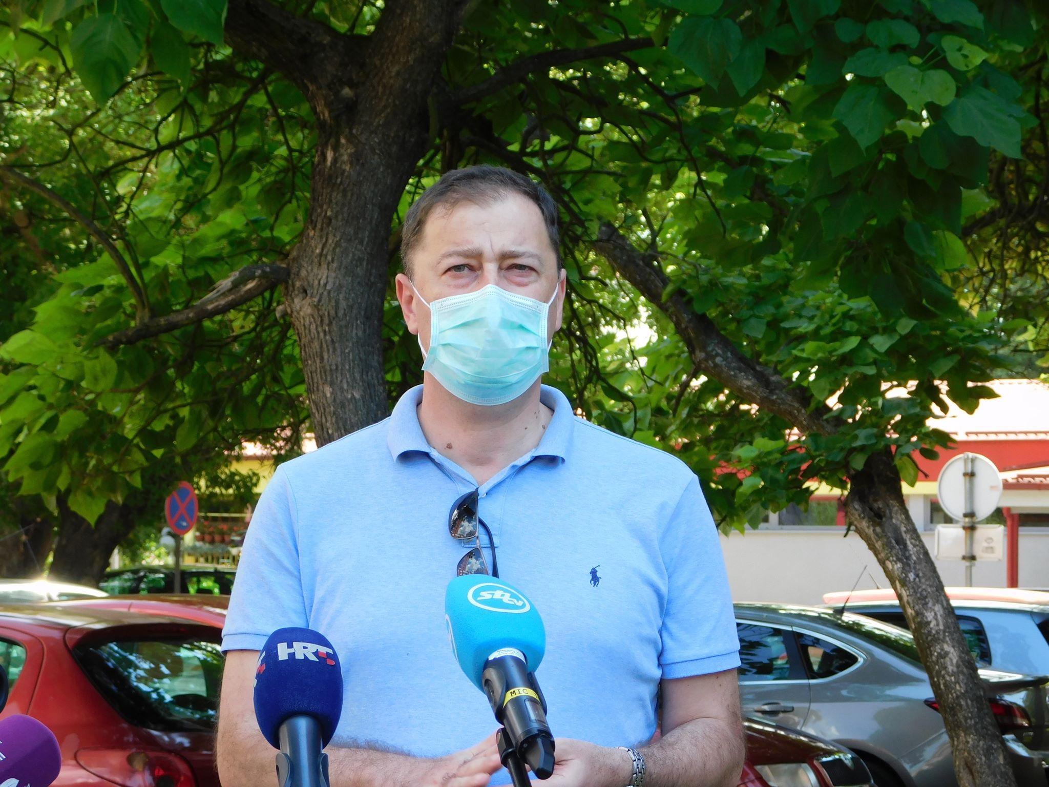 U posljednja 24 sata potvrđene tri nove pozitivne osobe na koronavirus u našoj županiji