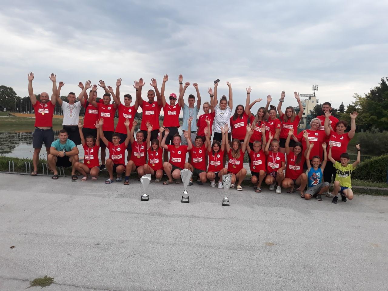 Olimpik obranio naslove prvaka Hrvatske