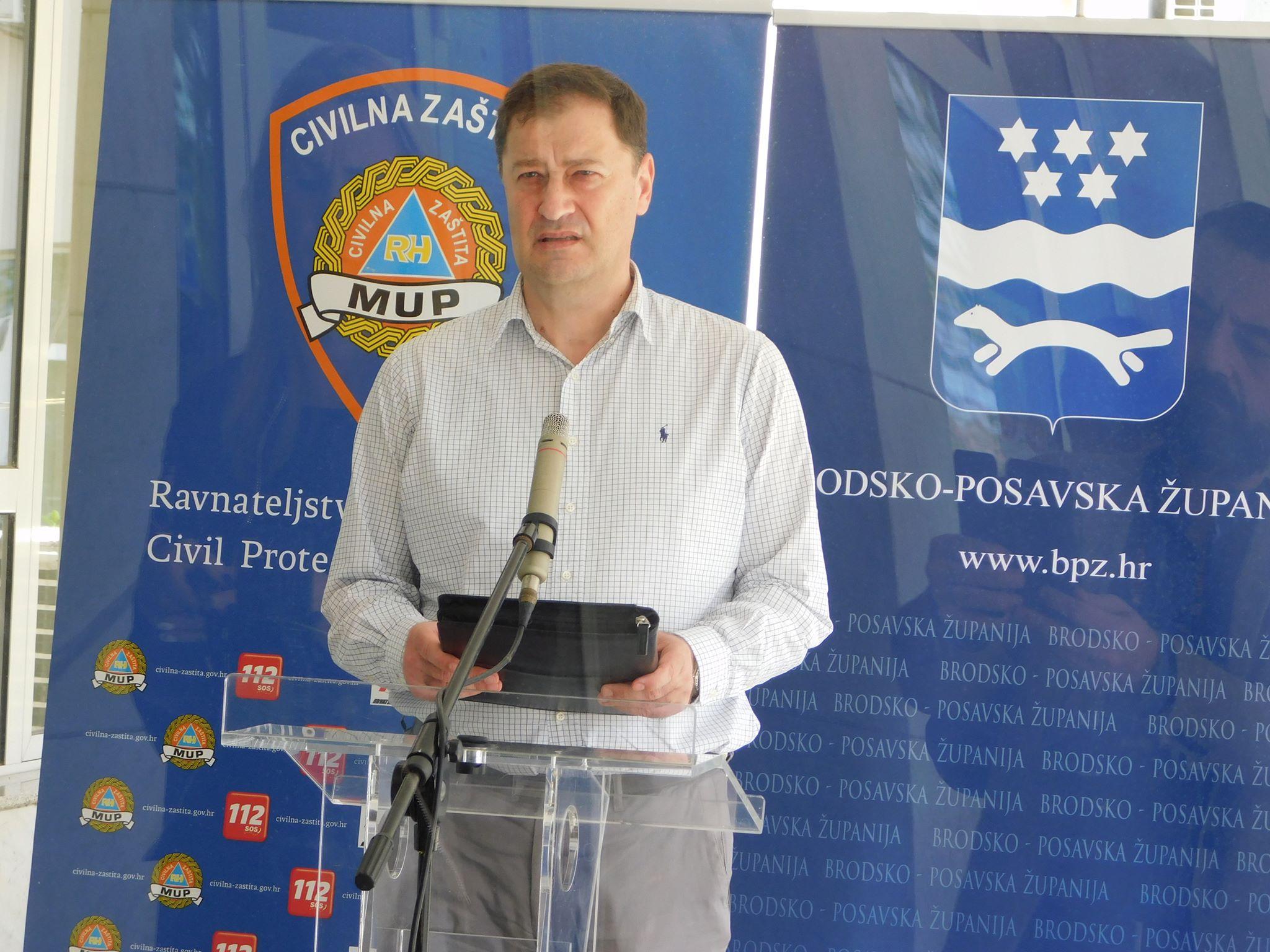 U Brodsko-posavskoj županiji 6 novih slučajeva zaraze koronavirusom, najviše zaraženih s područja općine Staro Petrovo Selo