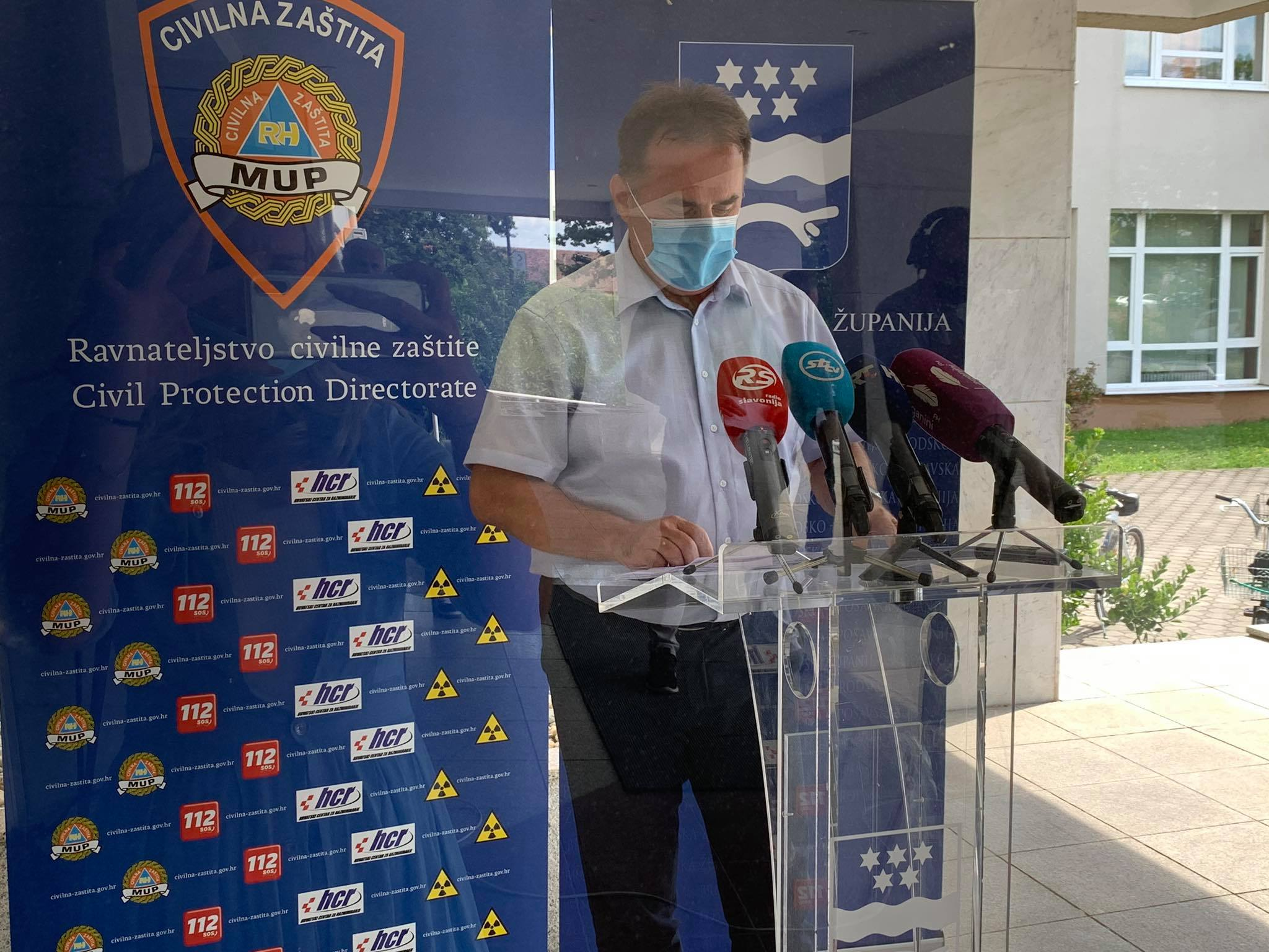 U Brodsko-posavskoj županiji 20 novih slučajeva zaraze koronavirusom