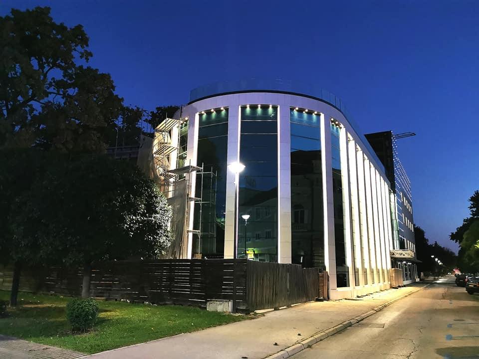 """Novo ruho hotela """"Park"""", mnogi ga pamte kao središte društvenog života u Slavonskom Brodu"""