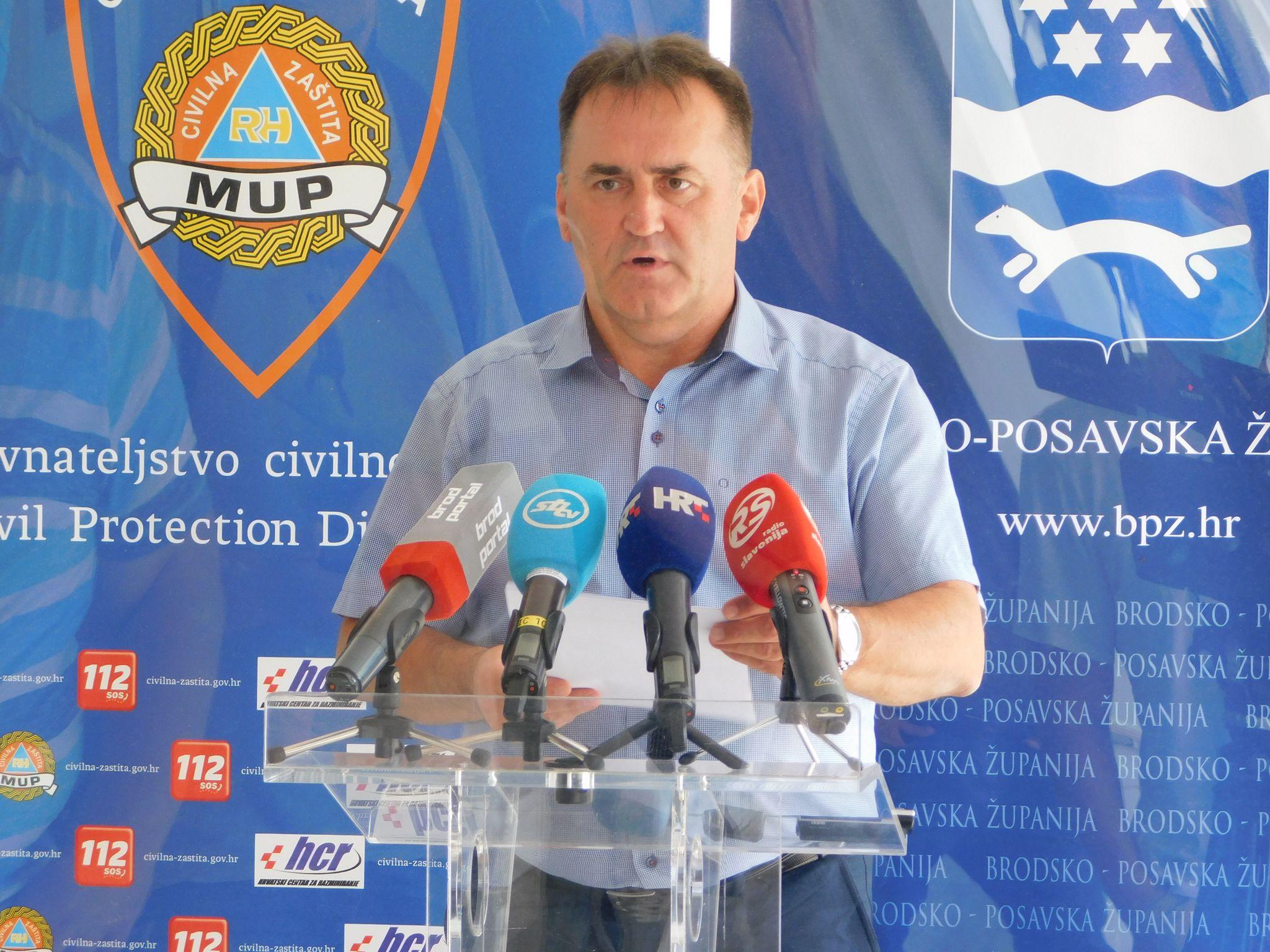 U Brodsko-posavskoj županiji danas 7 novih slučajeva zaraze