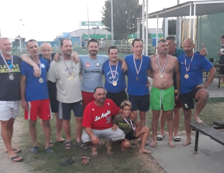 U Bukovlju organiziran 1. Veteranski turnir u odbojci na pijesku