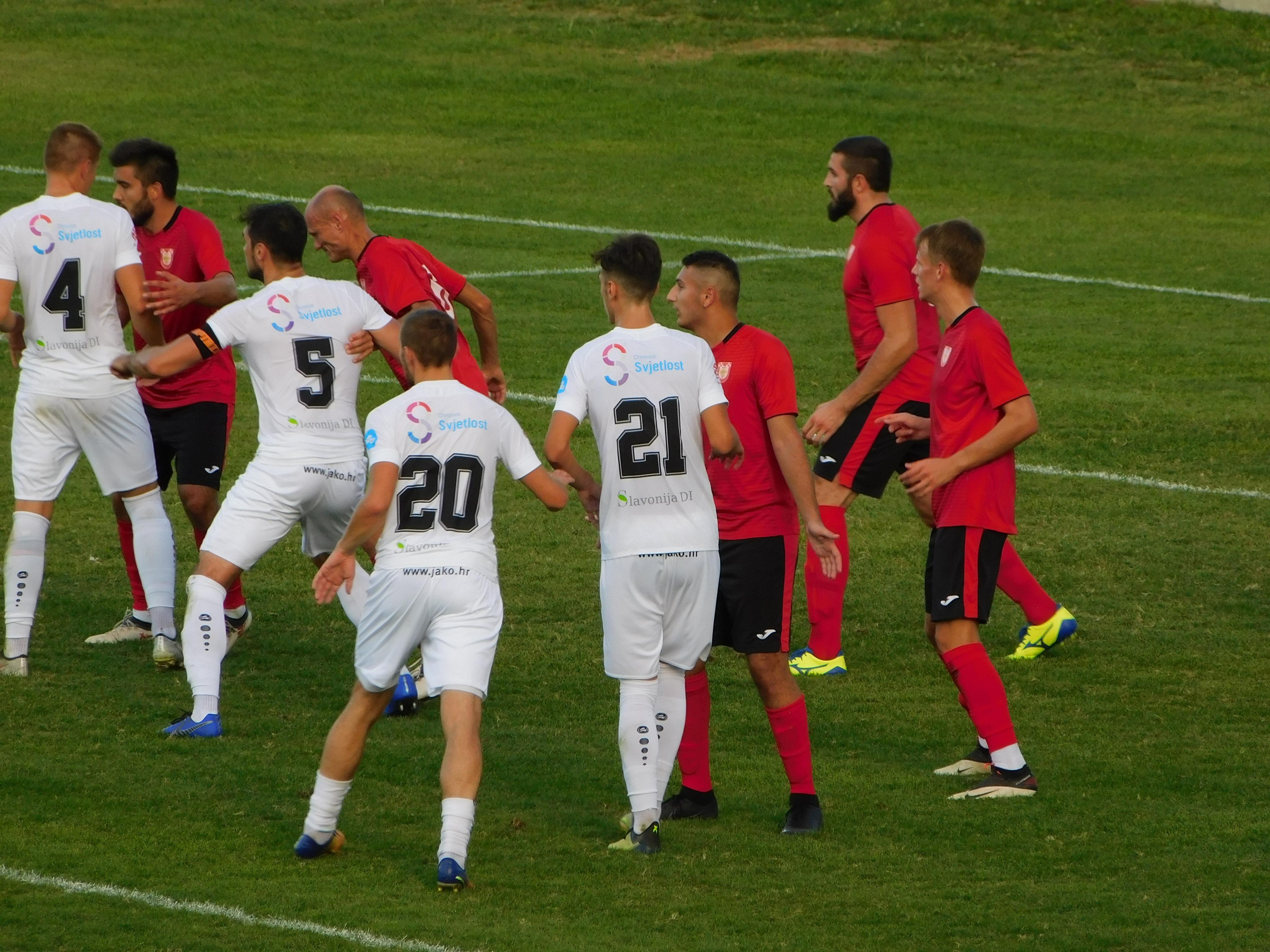 Pobjeda Marsonije protiv Slavonca u tvrdoj utakmici