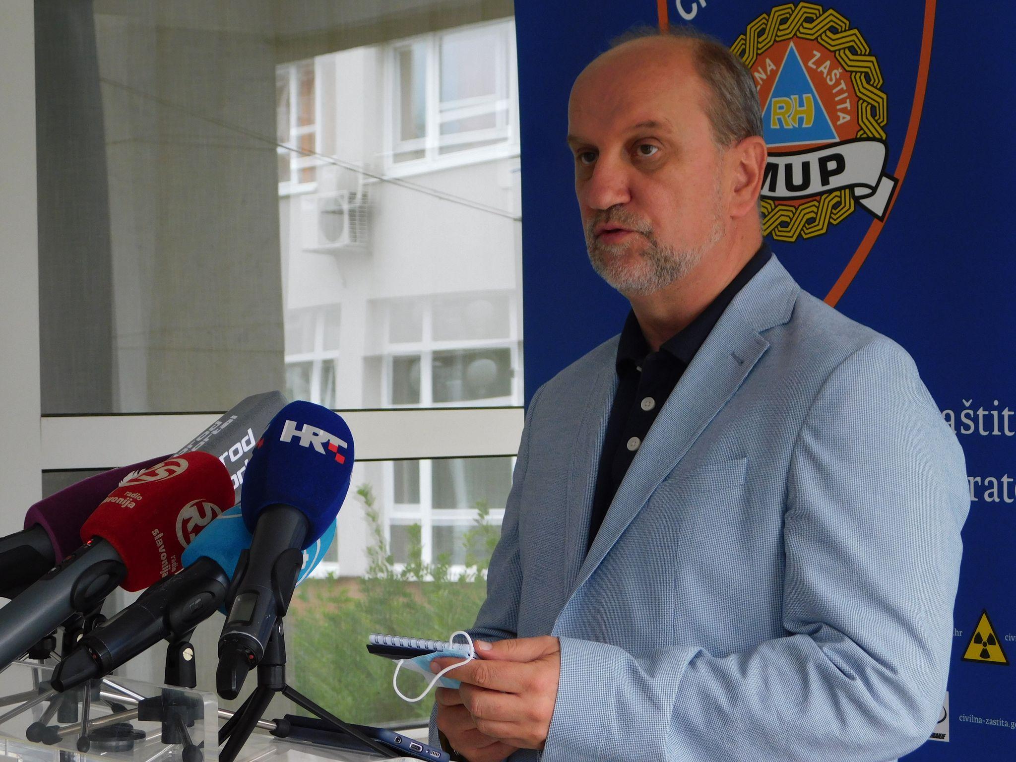 U Brodsko-posavskoj županiji danas nema novih slučajeva zaraze koronavirusom