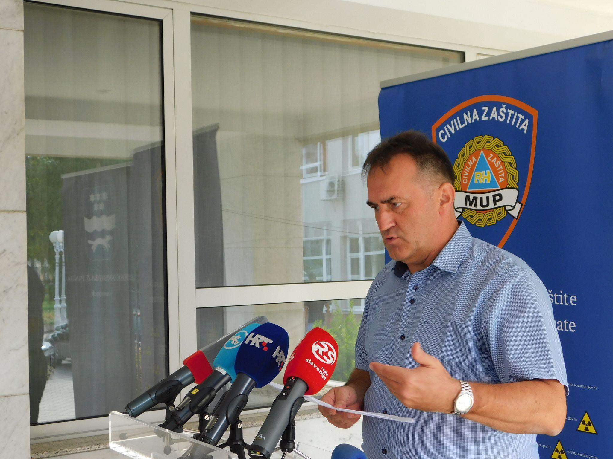 U Brodsko-posavskoj županiji danas 19 novih slučajeva zaraze