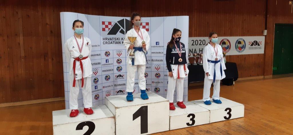 Ana Lujić prvakinja Hrvatske