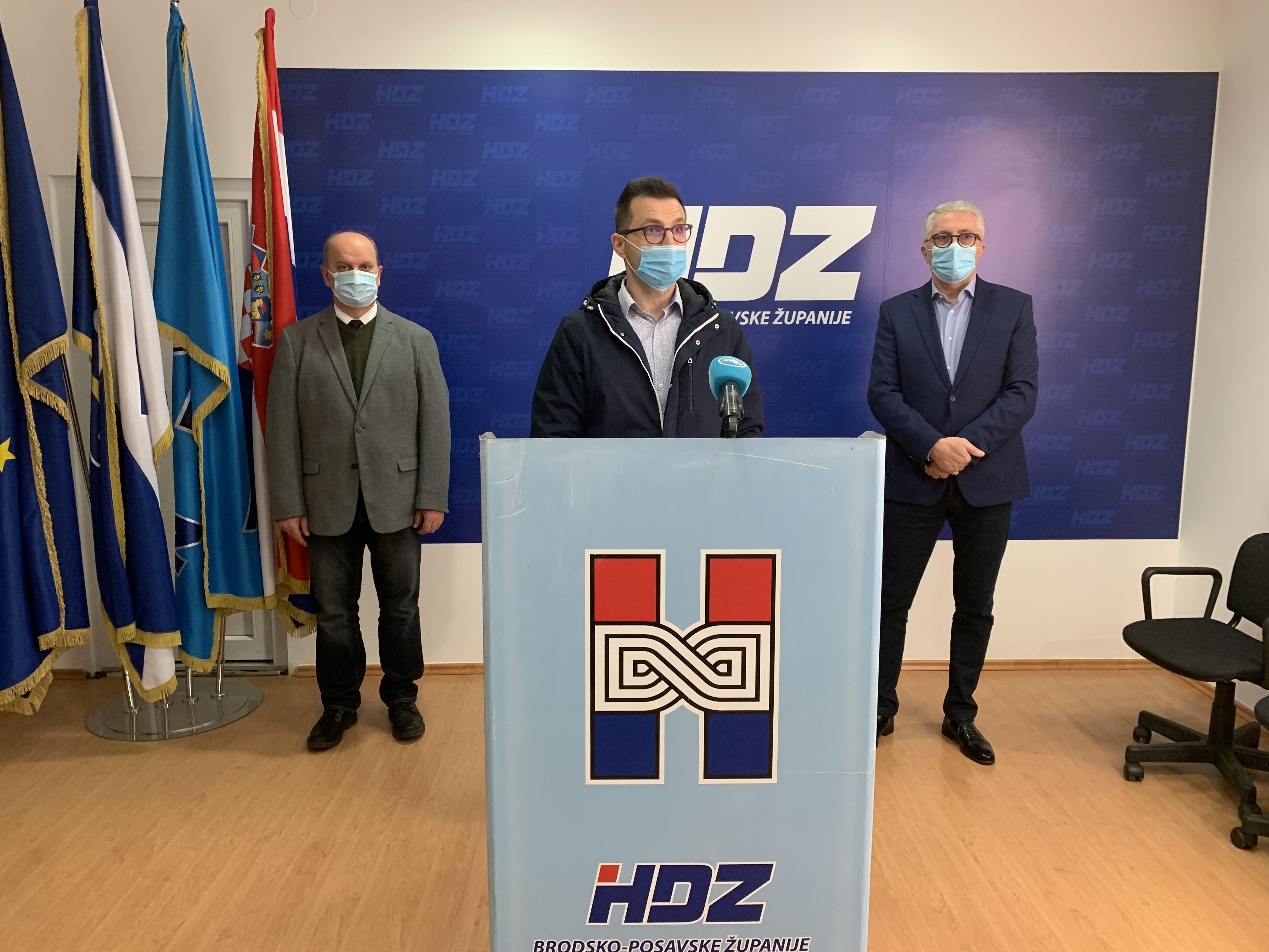 Novoizabrani čelnici HDZ-a najavljuju pobjedu na nadolazećim lokalnim izborima