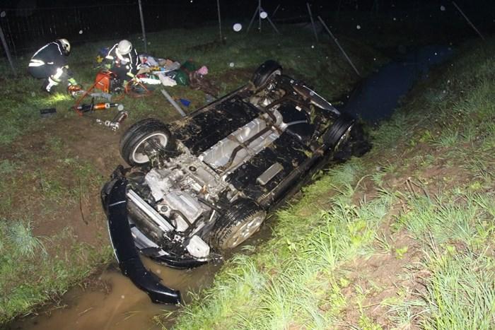U prometnoj nesreći ozlijeđeno nekoliko osoba