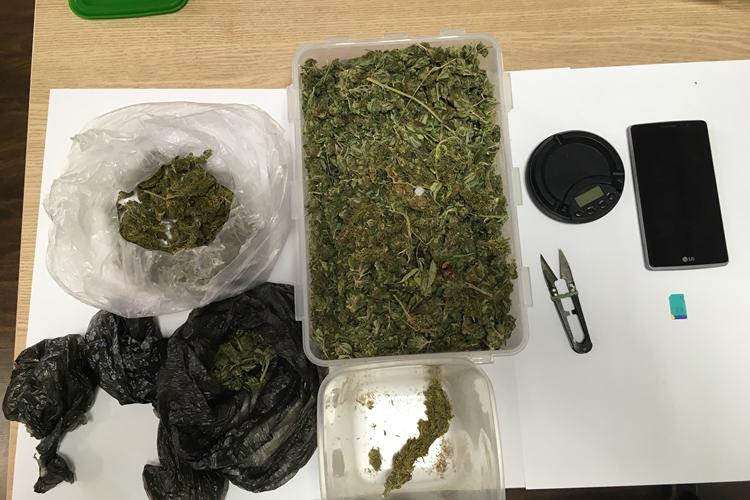19-godišnjak neovlašteno posjedovao drogu