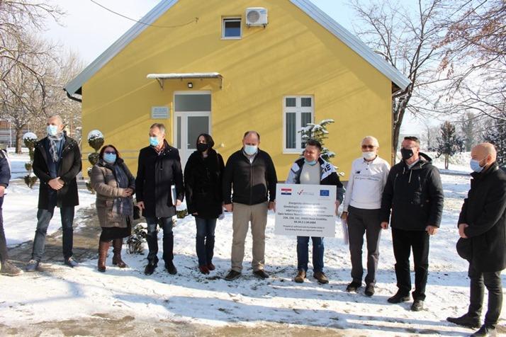 Završena energetska obnova Opće bolnice Nova Gradiška