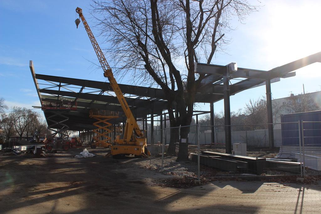 Napreduju radovi na izgradnji novog autobusnog kolodvora