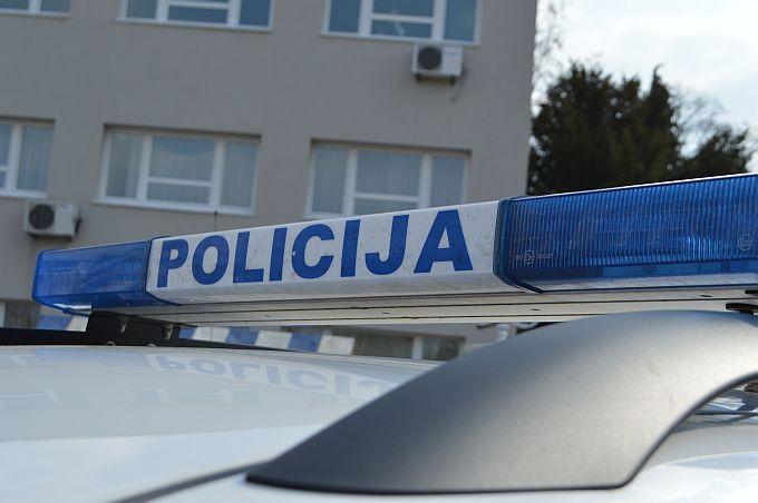 65-godišnjak kazneno prijavljen zbog izazivanja prometne nesreće