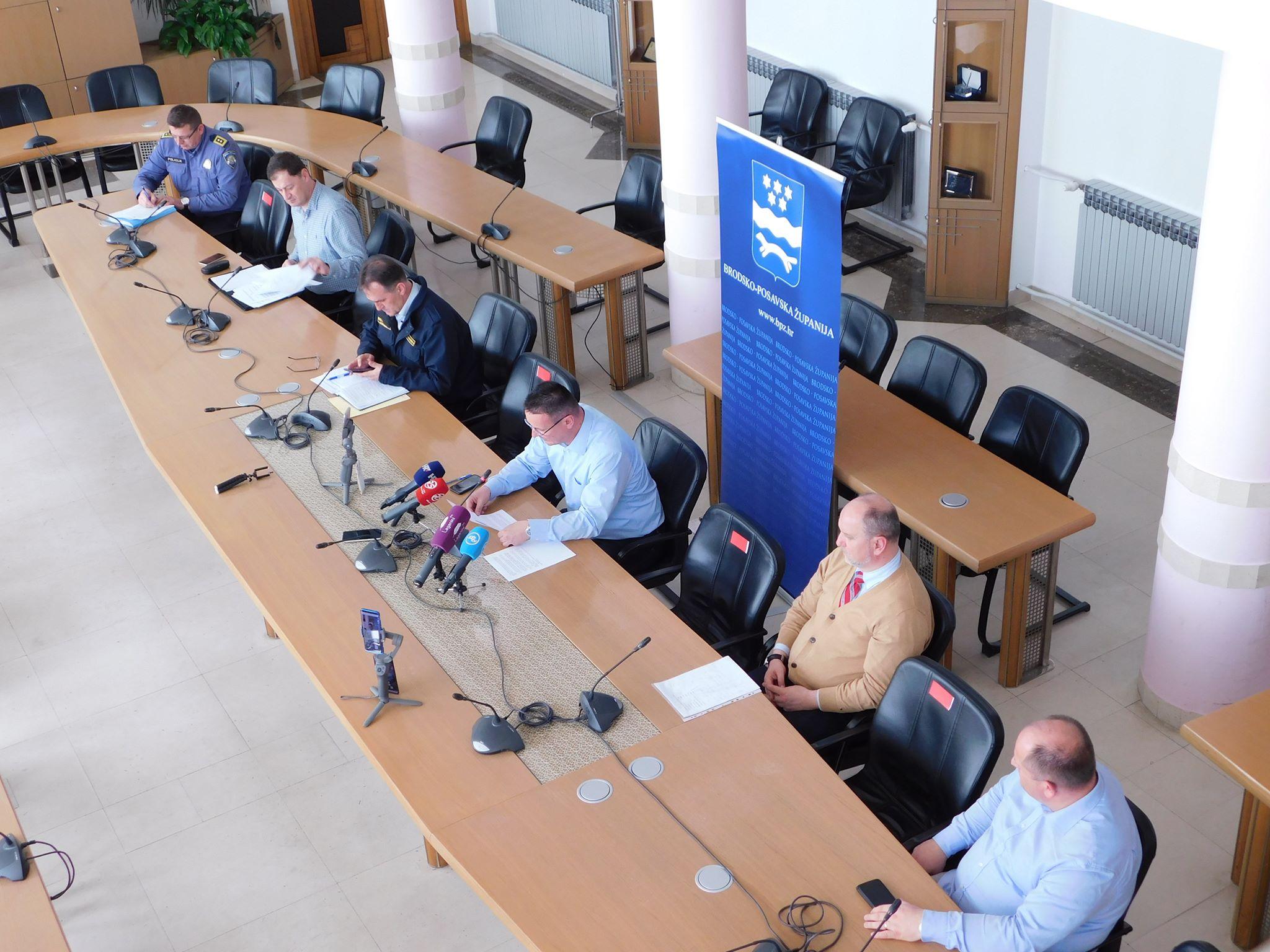 U Brodsko-posavskoj županiji danas 21 nova pozitivna osoba