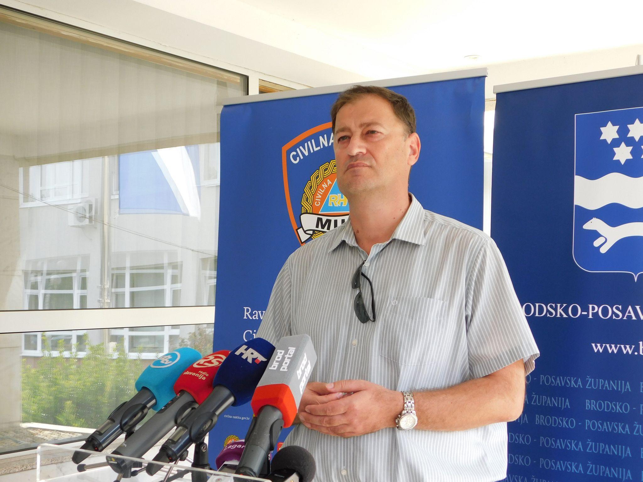 U Brodsko-posavskoj županiji danas 122 nove pozitivne osobe, jedna osoba je preminula